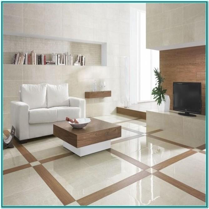 Bedroom Living Room Modern Floor Tiles Design