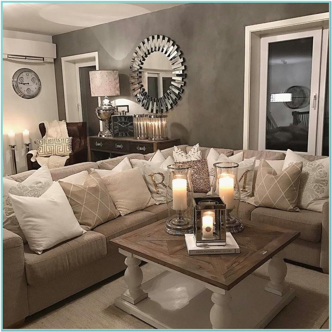 Beige Light Brown Sofa Living Room Ideas