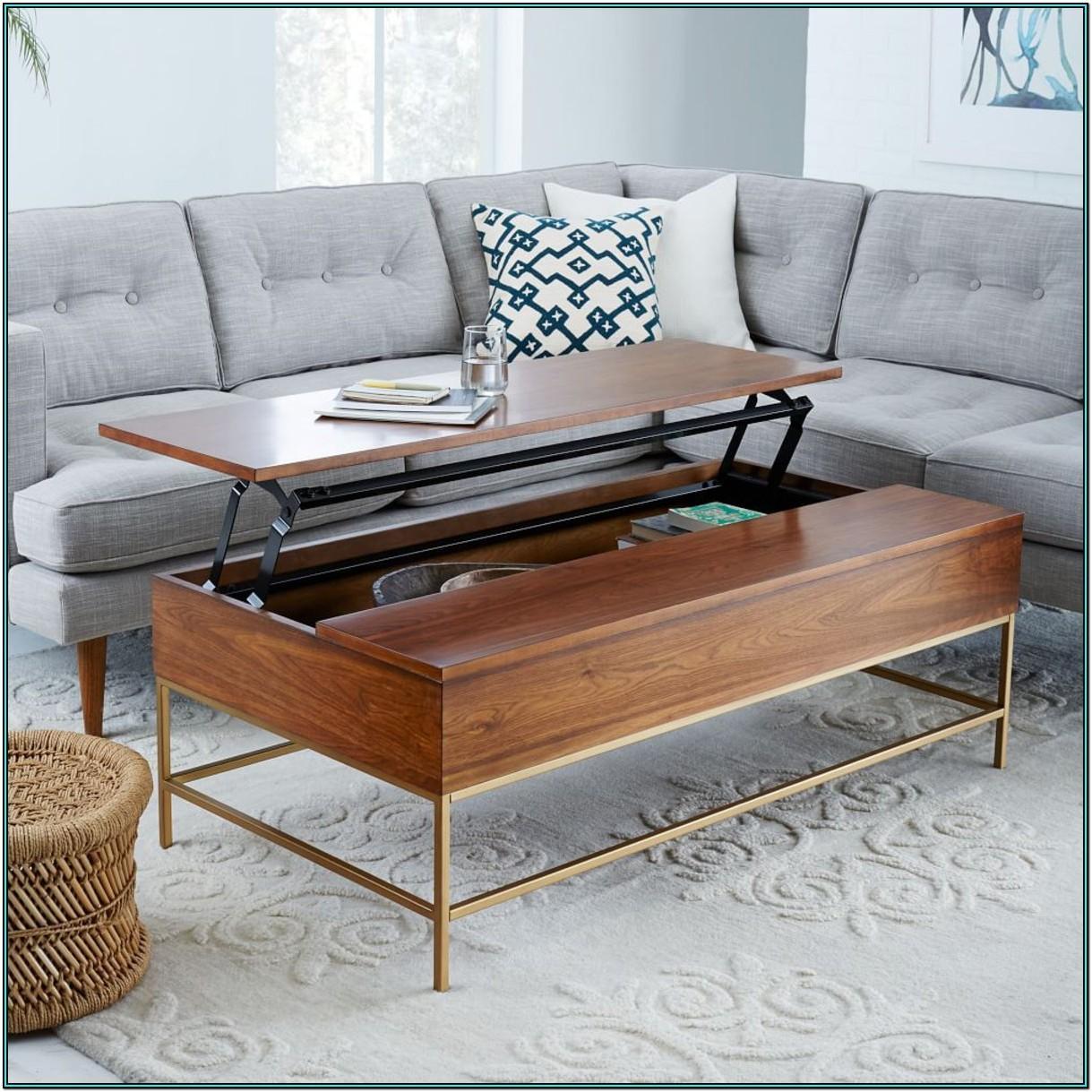 Big Coffee Table Small Living Room