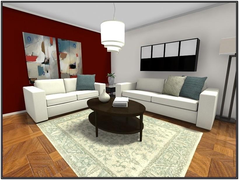 Black Furniture Living Room Color Ideas