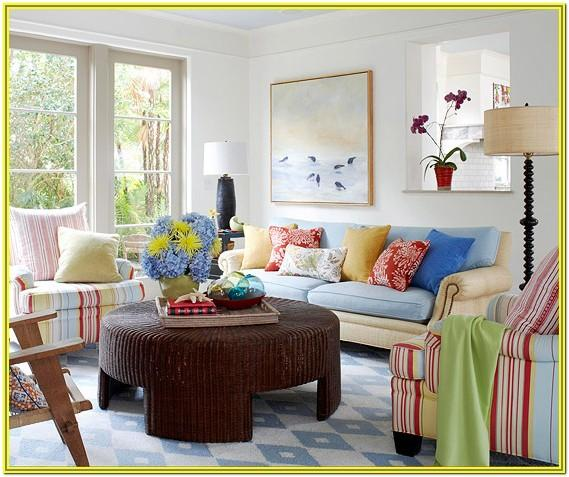 Bungalow Style Living Room Ideas