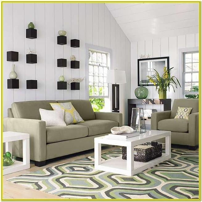 Carpeted Living Room Decorating Ideas