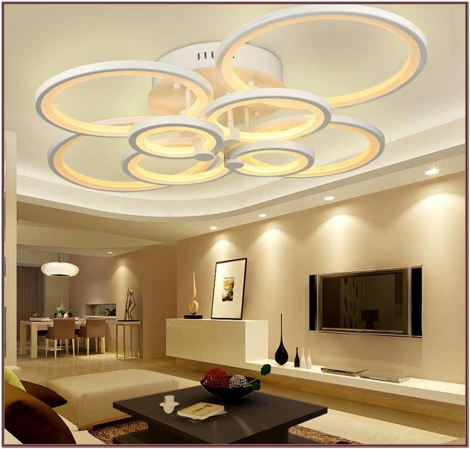 Ceiling Living Room Lighting Ideas