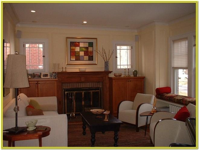 Chicago Bungalow Living Room Ideas