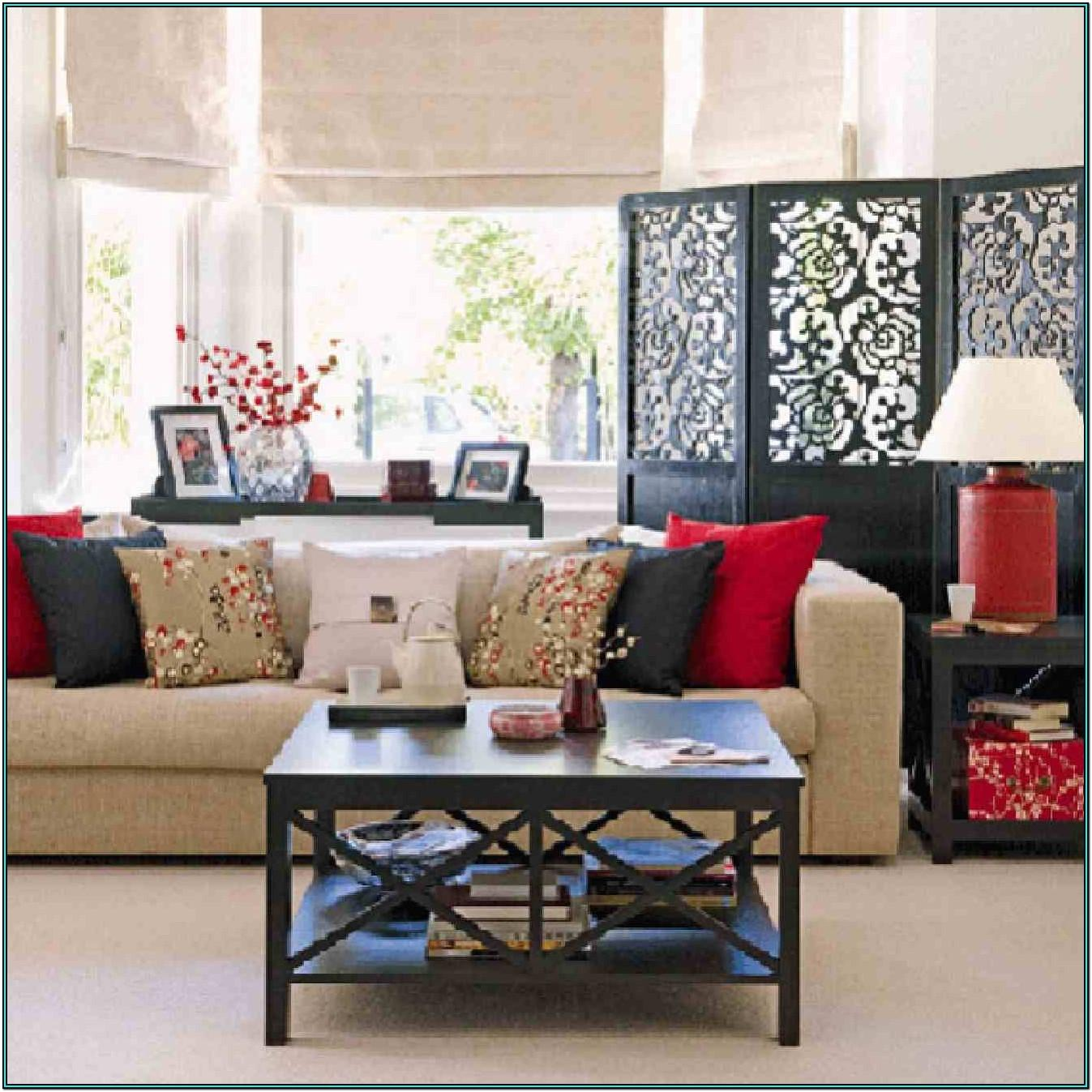 Chinese Themed Living Room Ideas