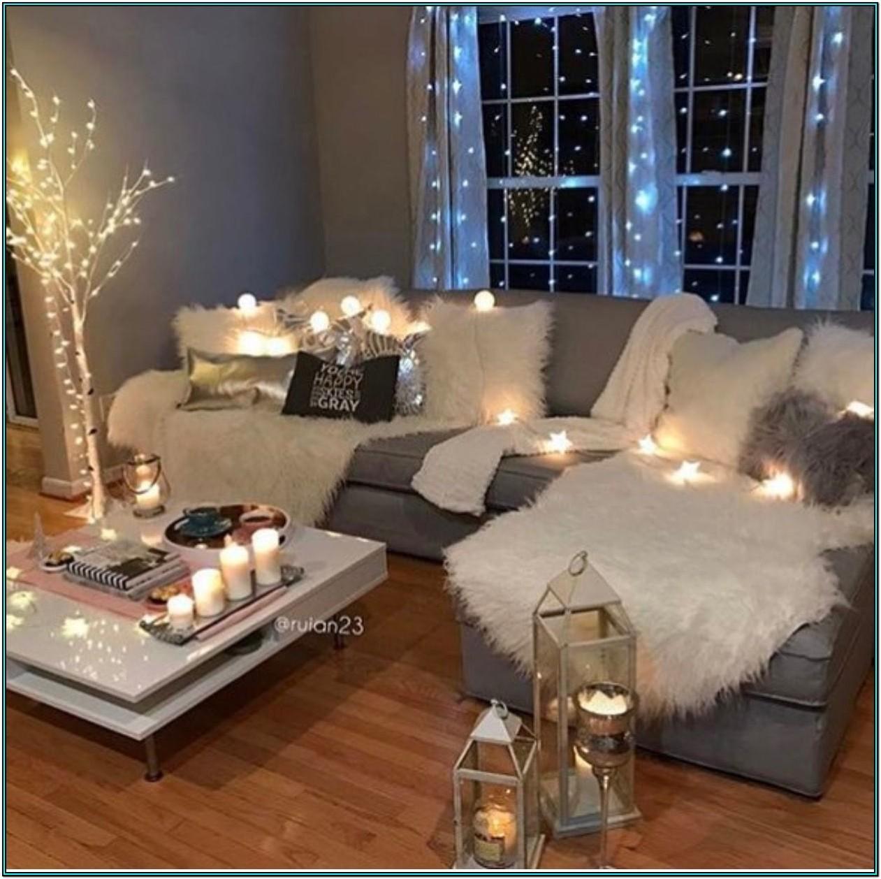 Comfy Cute Living Room Ideas