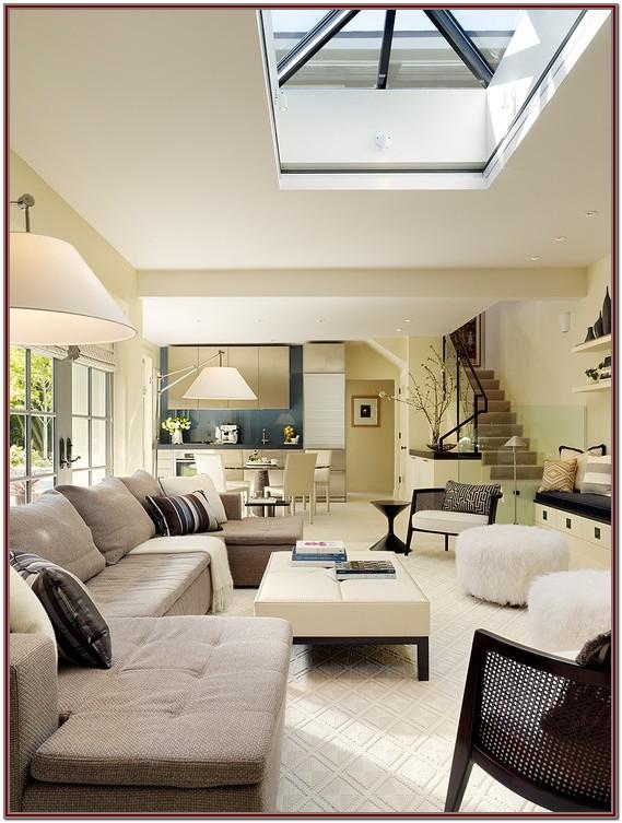 Contemporary Modern Home Decor Living Room