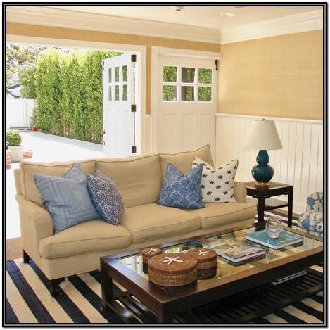 Converted Garage Living Room Ideas