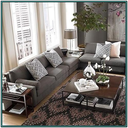 Dark Beige Sofa Living Room Ideas