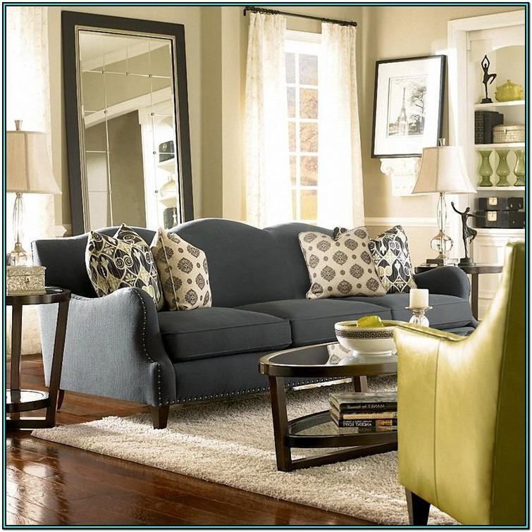 Dark Gray Sectional Living Room Ideas
