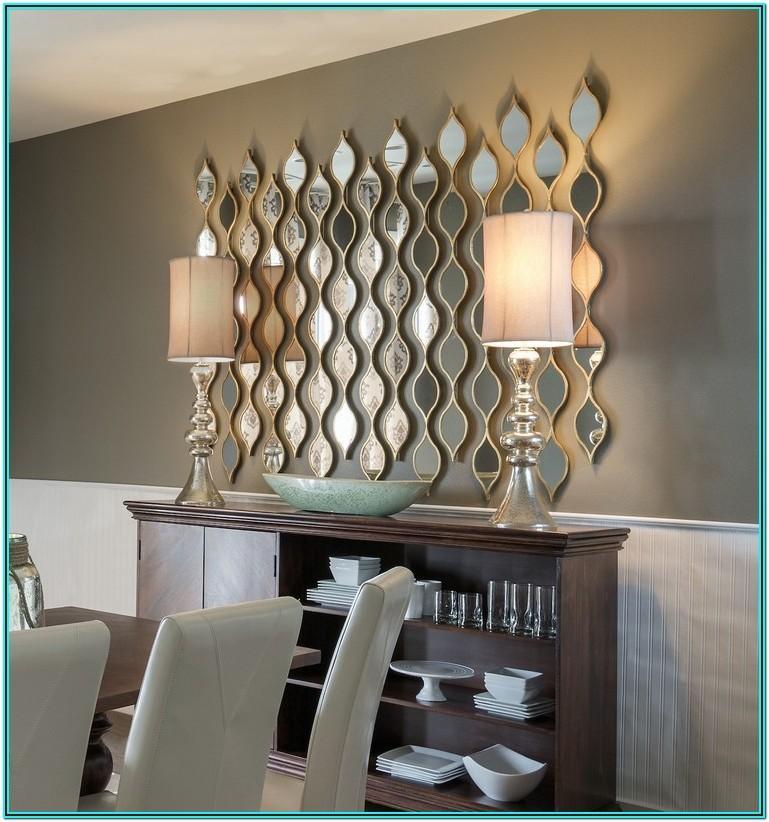 Decorative Modern Mirror Design For Living Room