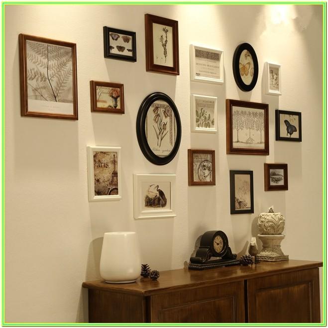 Design Living Room Photo Frames