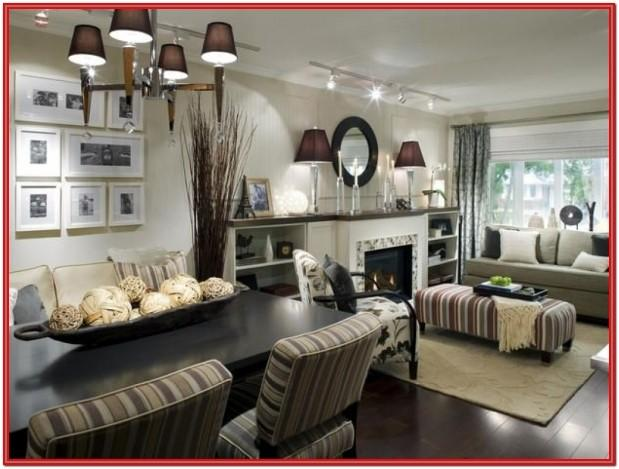 Dining Room Living Room Combo Design Ideas
