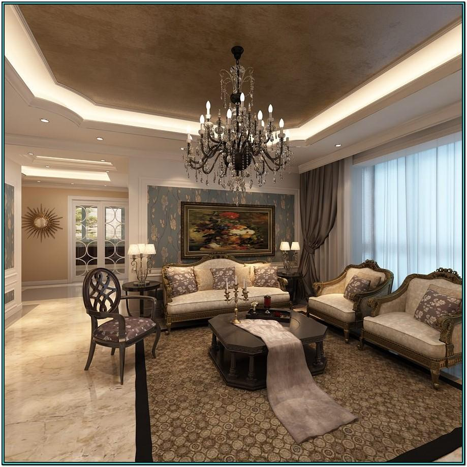 Elegant Glamorous Living Room Ideas