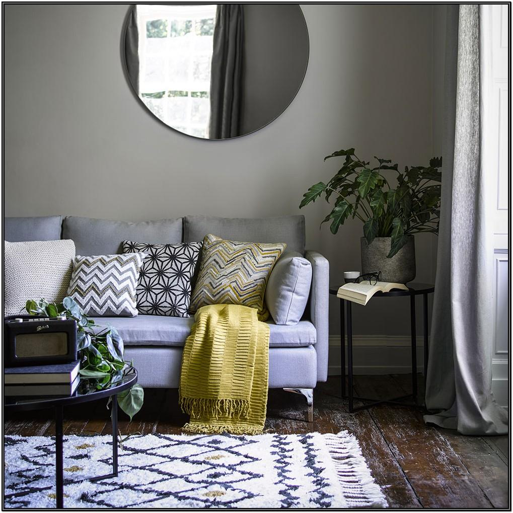 Elegant Grey Living Room Ideas