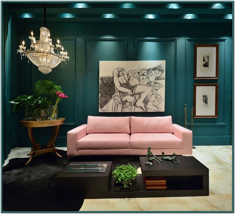 Emerald Green And Black Living Room Ideas