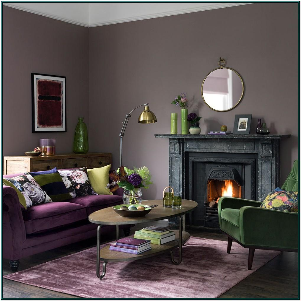 Emerald Green And Pink Living Room Ideas