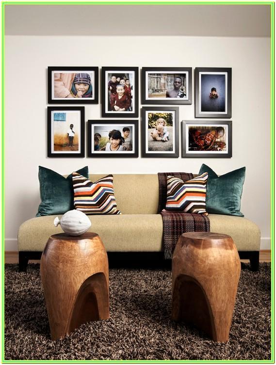 Family Living Room Photo Frames