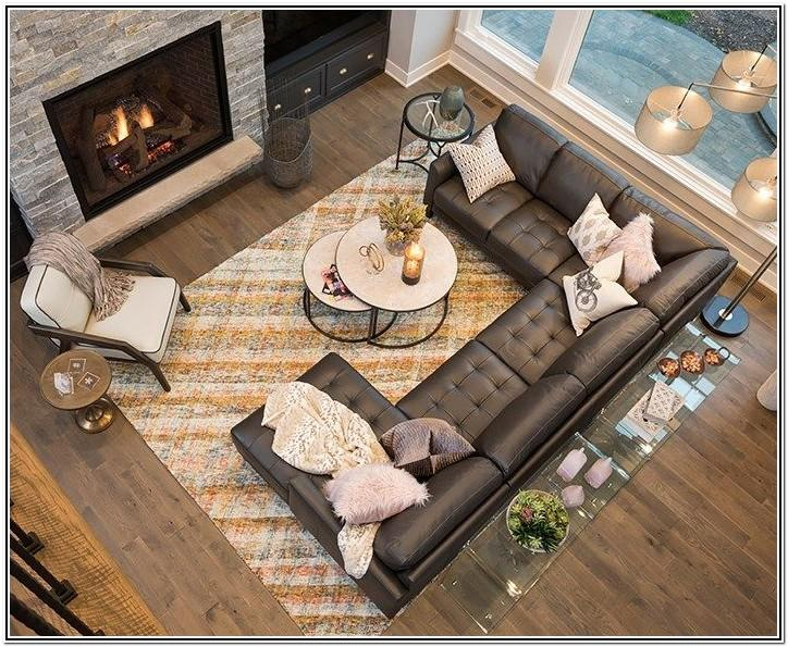 Family Room Living Room Ideas With Sectionals And Fireplace