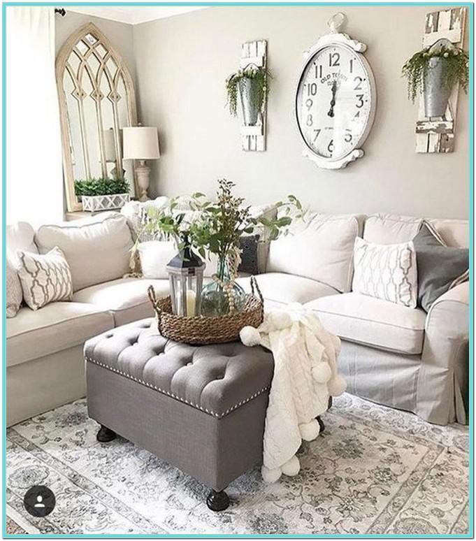 Farmhouse Joanna Gaines Living Room Ideas