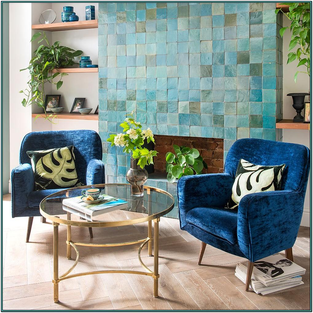 Feature Wall Living Room Wallpaper Ideas 2020