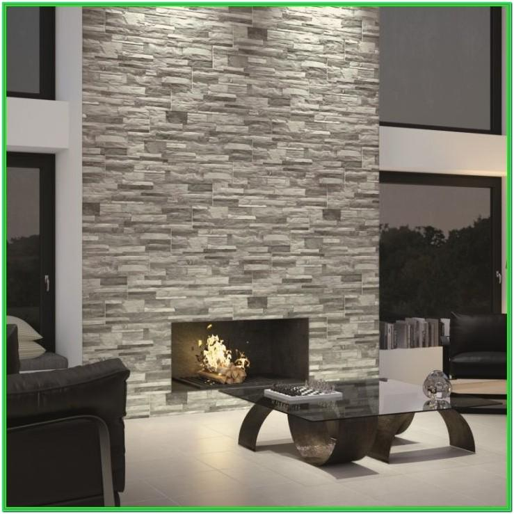 Feature Wall Tile Ideas Living Room