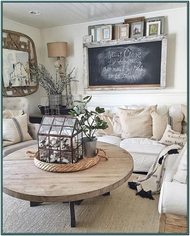 Fixer Upper Living Room Design Ideas