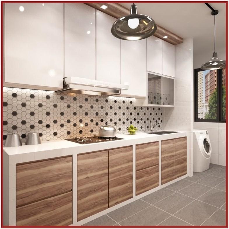 Flat Small Kitchen Living Room Ideas