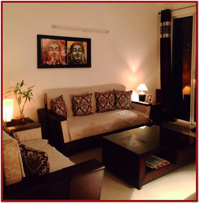 Flat Small Living Room Ideas India