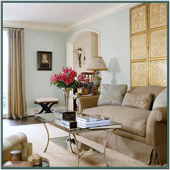 Fresh Living Room Color Ideas