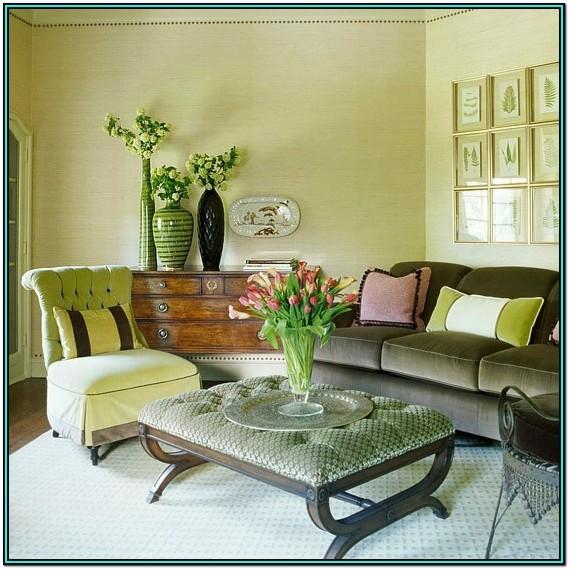 Fresh Living Room Colour Ideas