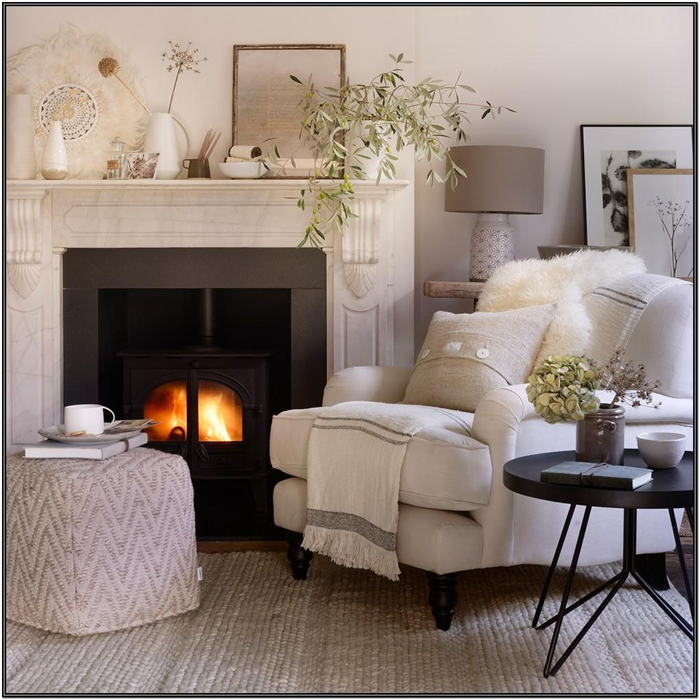 Furniture Black And White Living Room Ideas
