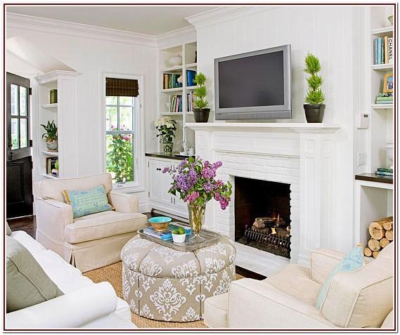 Furniture Long Narrow Living Room Design Ideas