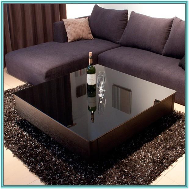 Glass Modern Center Table For Living Room