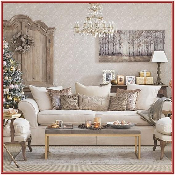 Gold And Silver Living Room Ideas