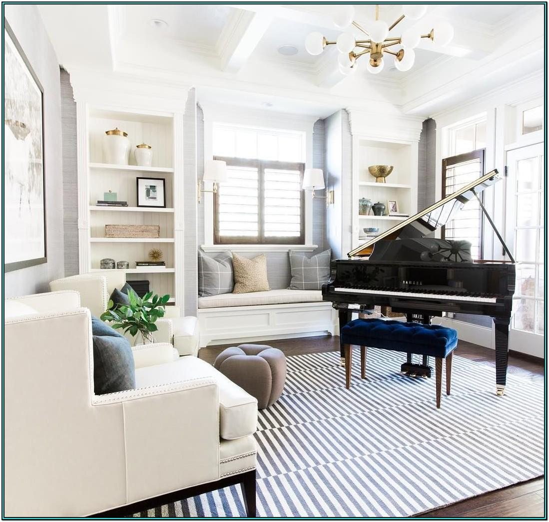 Grand Piano Living Room Ideas