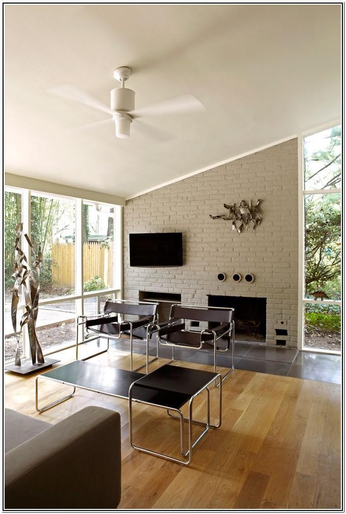 Gray Mid Century Modern Living Room Ideas