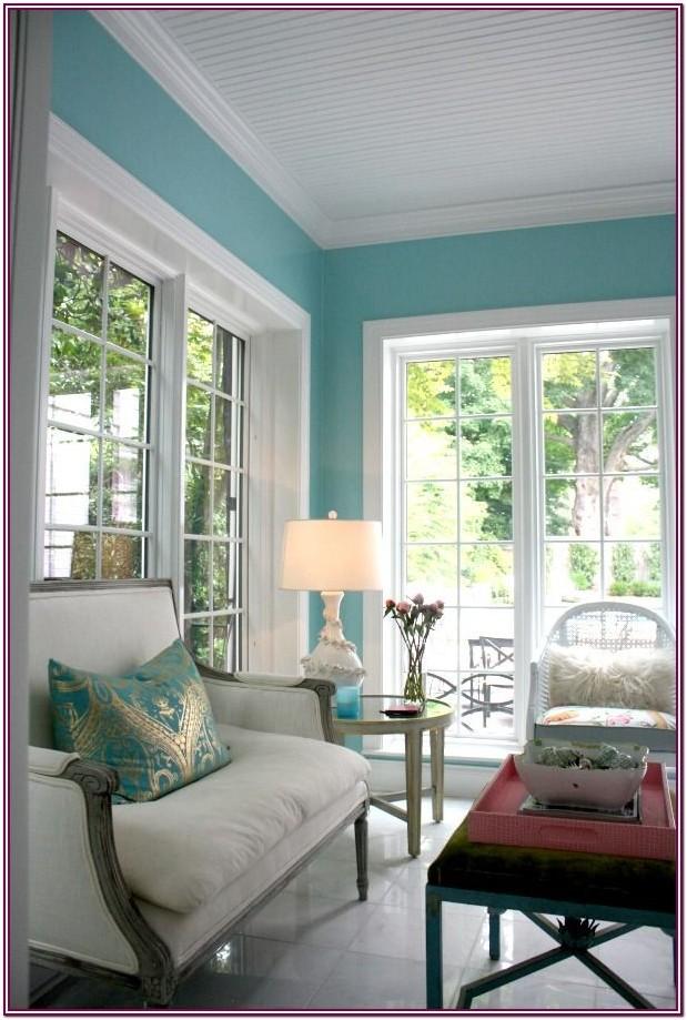 Green Aqua Green Living Room Paint Colors