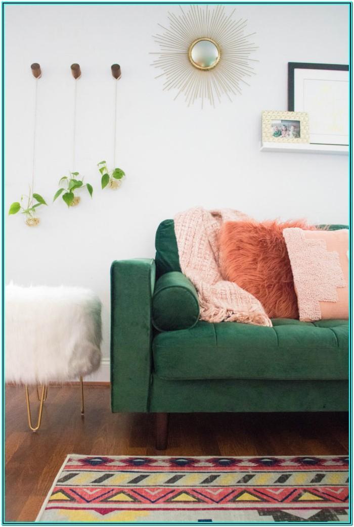 Green Plants Living Room Ideas