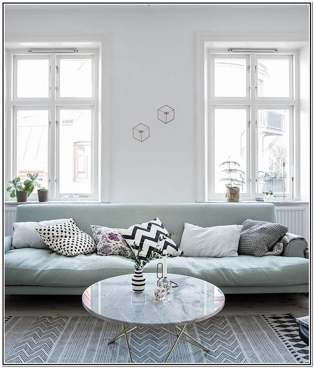 Grey And Mint Living Room Ideas