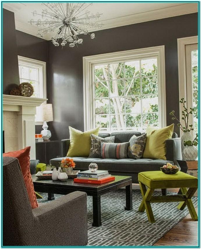 Grey And Sage Living Room Ideas