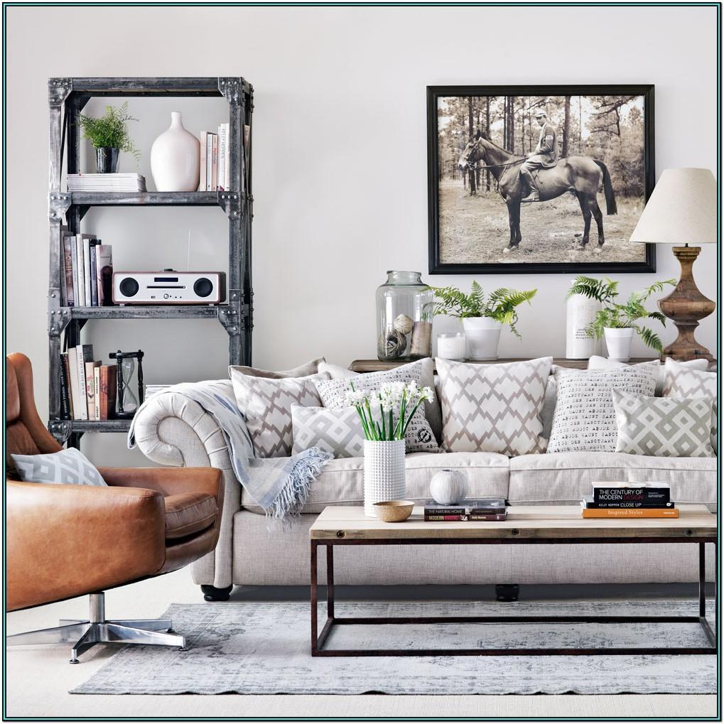 Grey Brown Living Room Decor Ideas