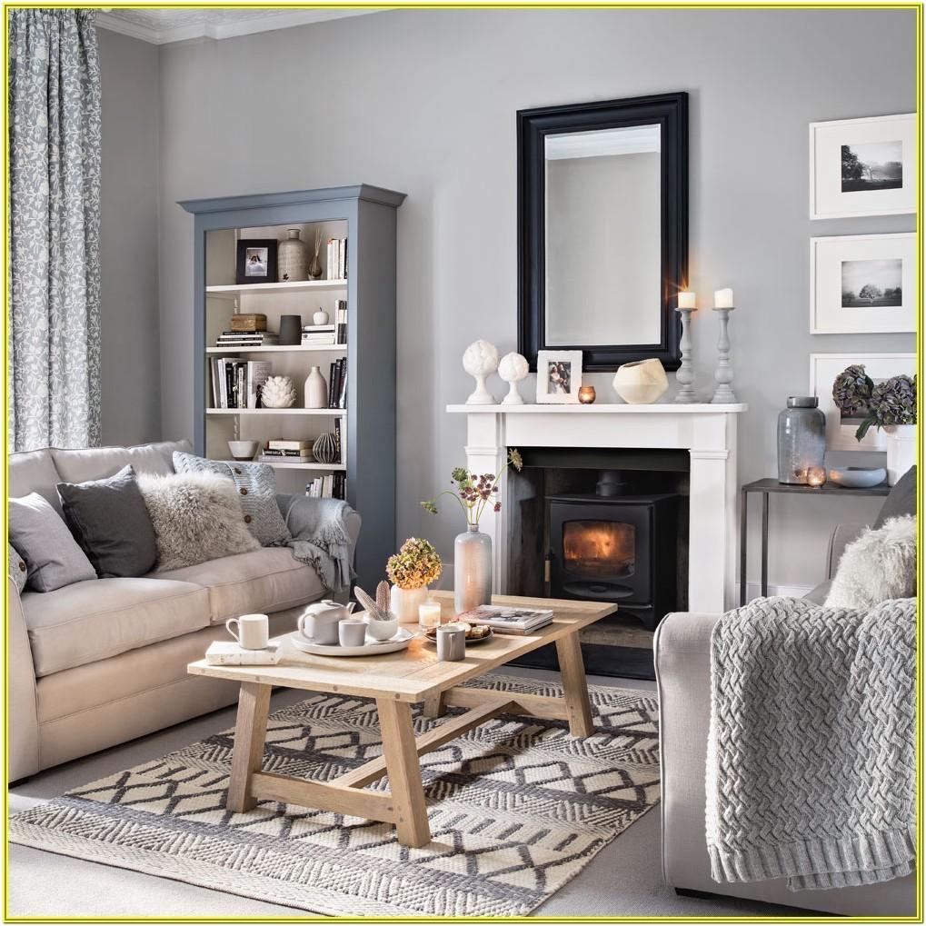 Grey Living Room Accessories Ideas