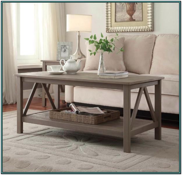 Grey Living Room Coffee Table Ideas