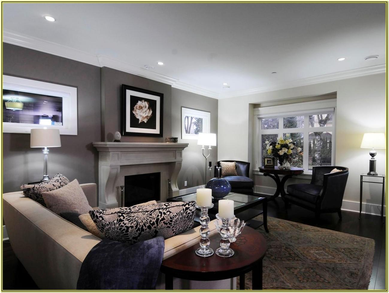 Grey Living Room Ideas With Accent Wall