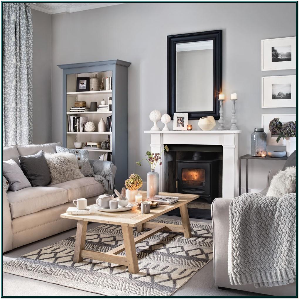 Grey Living Room Ideas With Brown Sofa