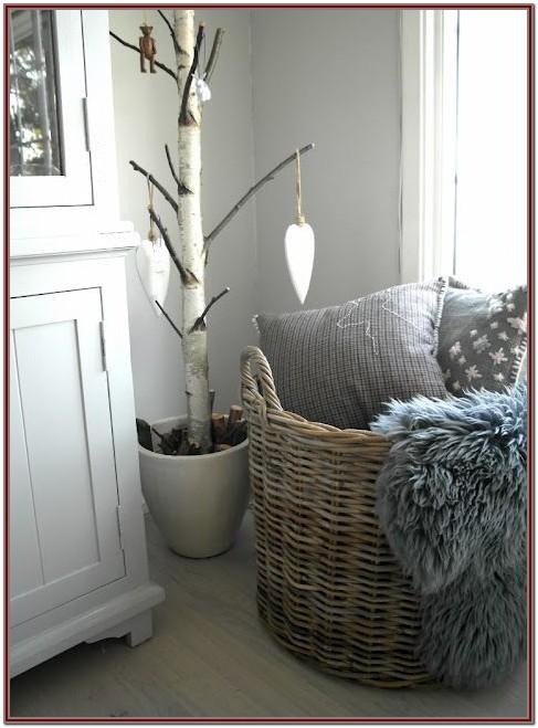 Ideas For Blanket Storage In Living Room