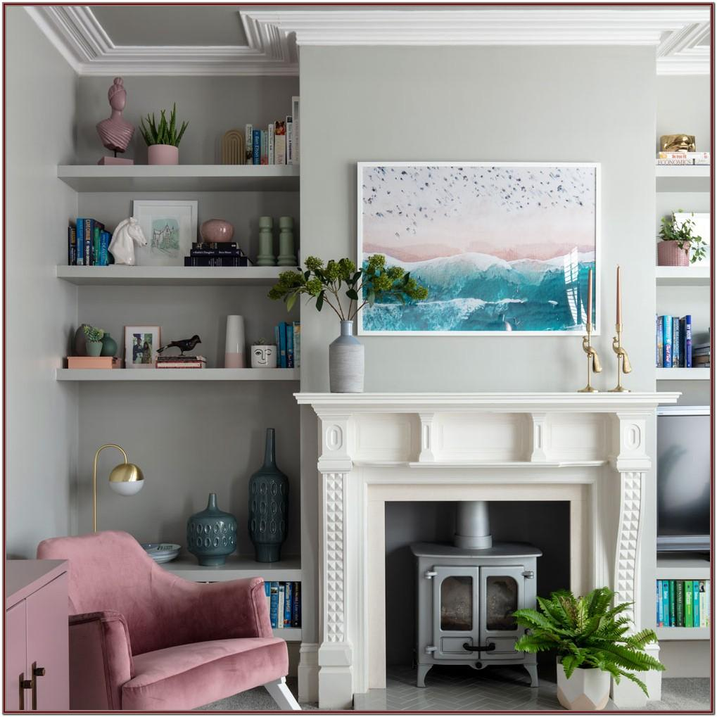 Ideas For Living Room Curved Alcoves
