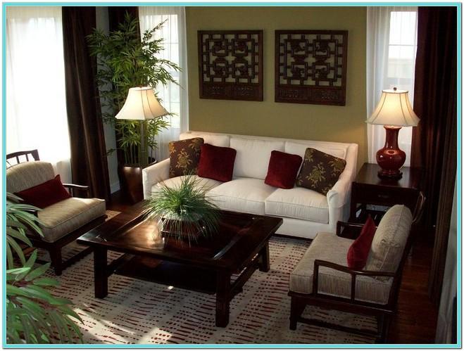 Japanese Inspired Living Room Ideas