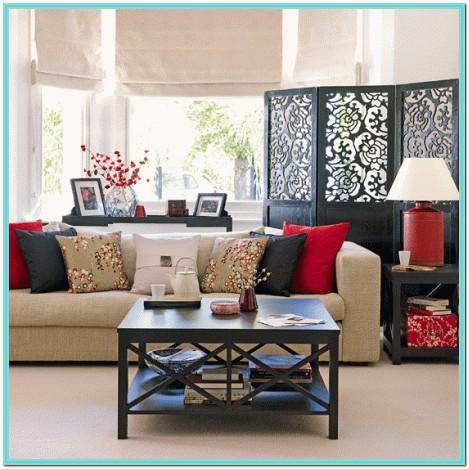 Japanese Themed Living Room Ideas